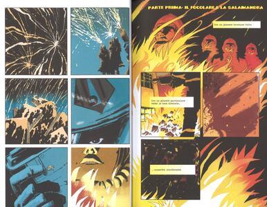 Fahrenheit 451 - Ray Bradbury,Tim Hamilton - 2