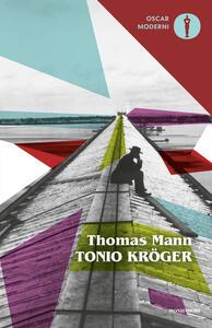 Tonio Kröger - Thomas Mann - copertina