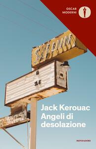 Angeli di desolazione - Jack Kerouac - copertina