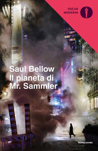Il pianeta di Mr. Sammler - Saul Bellow - copertina