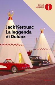 La leggenda di Duluoz - Jack Kerouac - copertina