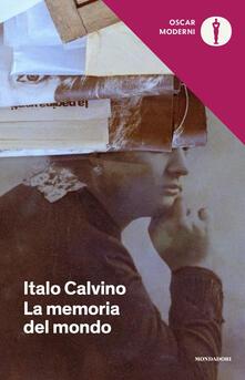 La memoria del mondo - Italo Calvino - copertina