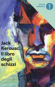 Il libro degli schizzi - Jack Kerouac - copertina