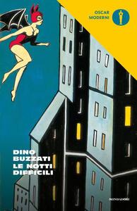 Le notti difficili - Dino Buzzati - copertina