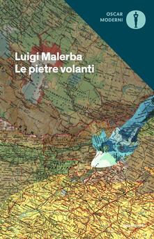 Le pietre volanti - Luigi Malerba - copertina
