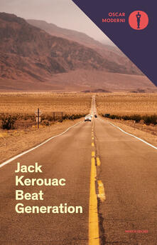 Beat generation - Jack Kerouac - copertina