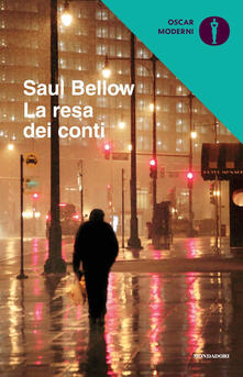 La resa dei conti - Saul Bellow - copertina