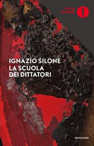 La scuola dei dittatori - Ignazio Silone - copertina