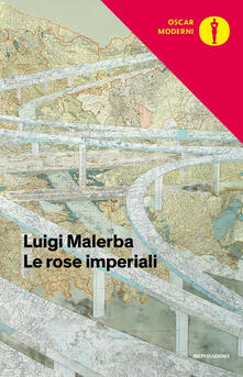 Le rose imperiali - Luigi Malerba - copertina