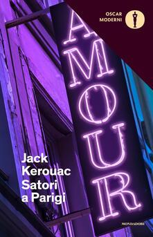 Satori a Parigi - Jack Kerouac - copertina