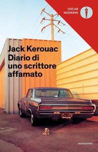 Diario di uno scrittore affamato - Jack Kerouac - copertina