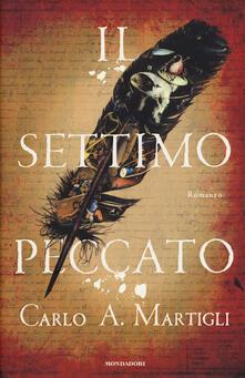 Il settimo peccato - Carlo A. Martigli - copertina