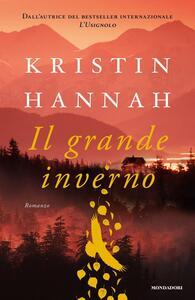 Il grande inverno - Kristin Hannah - copertina
