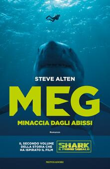 Meg. Minaccia dagli abissi - Steve Alten - copertina