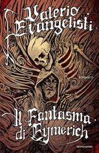 Il fantasma di Eymerich - Valerio Evangelisti - copertina