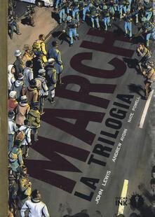 Antondemarirreguera.es March. La trilogia Image