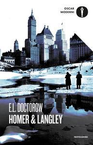 Homer & Langley - Edgar L. Doctorow - copertina