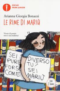 Le rime di Mariù - Arianna G. Bonazzi - copertina