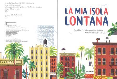 La mia isola lontana. Ediz. a colori - Junot Díaz - 3