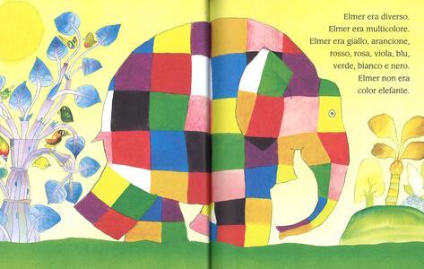 Elmer, l'elefante variopinto. Ediz. a colori - David McKee - 4