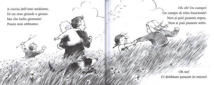 A caccia dell'Orso. Ediz. a colori - Michael Rosen,Helen Oxenbury - 3