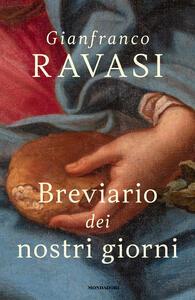 Breviario dei nostri giorni - Gianfranco Ravasi - copertina