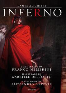 Inferno. Ediz. a colori - Dante Alighieri,Franco Nembrini,Gabriele Dell'Otto - copertina