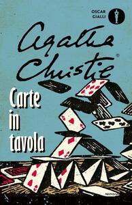 Carte in tavola - Agatha Christie - copertina