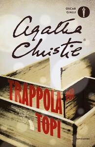 Trappola per topi - Agatha Christie - copertina