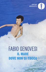 Il mare dove non si tocca - Fabio Genovesi - copertina