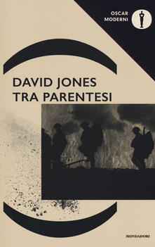 Tra parentesi - David Jones - copertina