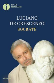 Socrate - Luciano De Crescenzo - copertina