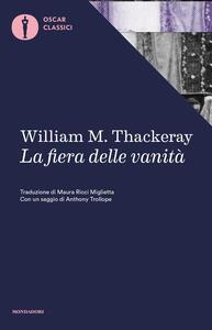 La fiera delle vanità - William Makepeace Thackeray - copertina