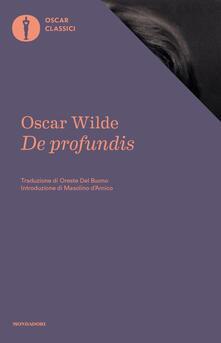 De profundis - Oscar Wilde - copertina