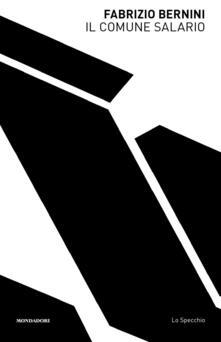 Il comune salario - Fabrizio Bernini - copertina