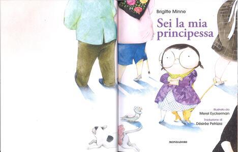 Come una principessa. Ediz. a colori - Brigitte Minne - 2