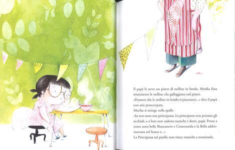 Come una principessa. Ediz. a colori - Brigitte Minne - 4