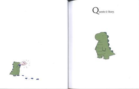 Rory il dinosauro e il suo papà. Ediz. a colori - Liz Climo - 4