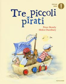 Grandtoureventi.it Tre piccoli pirati. Ediz. a colori Image