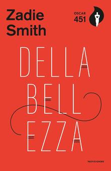 Della bellezza - Zadie Smith - copertina