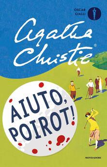 Aiuto, Poirot! - Agatha Christie - copertina