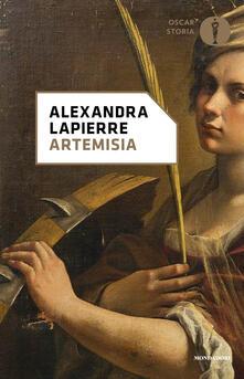 Artemisia - Alexandra Lapierre - copertina