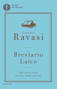 Breviario laico. 366 riflessioni giorno dopo giorno - Gianfranco Ravasi - copertina