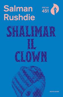 Shalimar il clown - Salman Rushdie - copertina