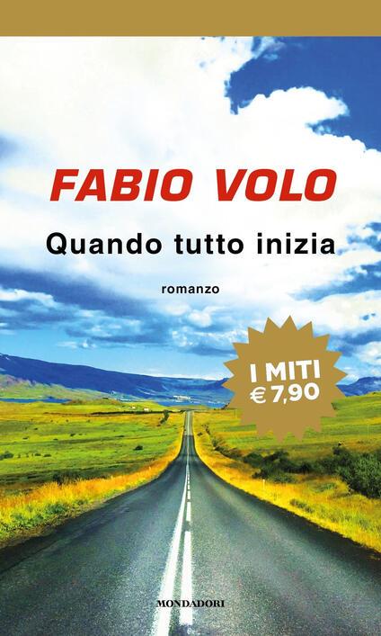Quando tutto inizia - Fabio Volo - copertina