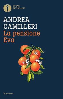 La pensione Eva - Andrea Camilleri - copertina
