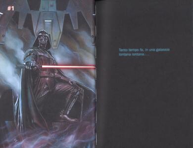 Star Wars. La saga di Darth Vader. Vol. 1 - Kieron Gillen - 2