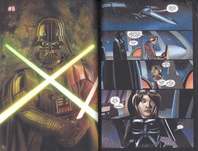 Star Wars. La saga di Darth Vader. Vol. 1 - Kieron Gillen - 5