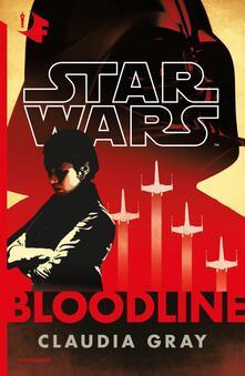 Star Wars. Bloodline - Claudia Gray - copertina