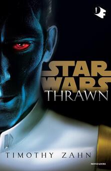 Thrawn. Star Wars - Timothy Zahn - copertina